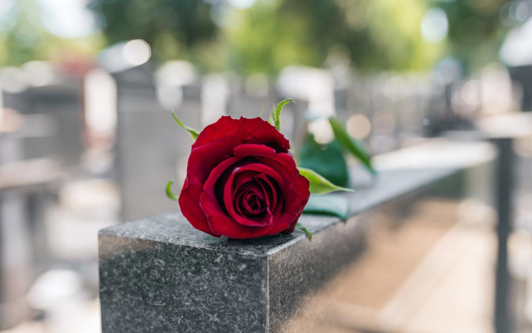 Que pouvez-vous offrir lors d'un enterrement?
